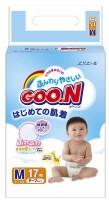 Подгузники Goo.N Diapers M / 17 pcs