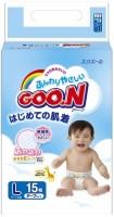 Подгузники Goo.N Diapers L / 15 pcs