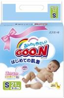 Подгузники Goo.N Diapers S S / 21 pcs