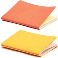 Блокнот Ciak Set Dots Appuntino Pocket Orange&Yellow