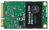 SSD накопитель Samsung 850 EVO mSATA MZ-M5E500BW