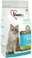 Фото - Корм для кошек 1st Choice Healthy Skin and Coat Salmon 0.35 kg