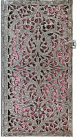 Блокнот Paperblanks Silver Filigree Pink Slim