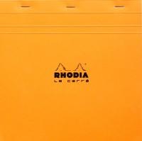 Блокнот Rhodia Squared Le Carre Orange
