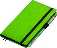 Блокнот Julada Black Rainbow Mini Green