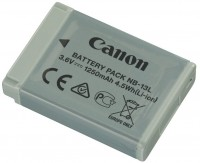 Аккумулятор для камеры Canon NB-13L