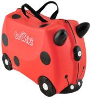 Чемодан Trunki Ladybug