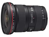 Фото - Объектив Canon EF 16-35mm f/2.8L II USM
