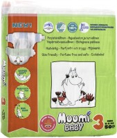 Подгузники Muumi Baby 3 / 50 pcs