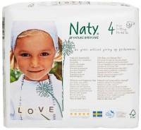 Подгузники Naty Diapers 4 / 27 pcs