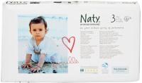 Подгузники Naty Diapers 3 / 52 pcs