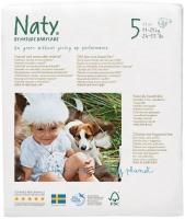 Подгузники Naty Diapers 5 / 23 pcs