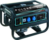 Фото - Электрогенератор Pulsar PG-4000E