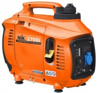Электрогенератор NiK 2700i