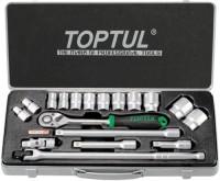 Фото - Набор инструментов TOPTUL GCAD1802