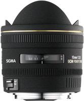 Фото - Объектив Sigma AF 10mm F2.8 EX DC FISHEYE HSM