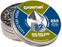 Пули и патроны Crosman Lead Free 5.5 mm 0.61 g 250 pcs