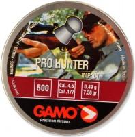 Пули и патроны Gamo Pro Hunter 4.5 mm 0.49 g 500 pcs
