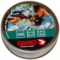 Пули и патроны Gamo Expander 4.5 mm 0.49 g 250 pcs