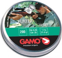 Пули и патроны Gamo Hunter 6.35 mm 1.4 g 200 pcs