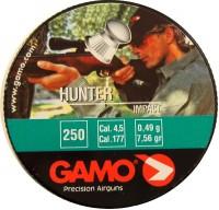 Пули и патроны Gamo Hunter 4.5 mm 0.49 g 250 pcs