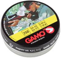 Пули и патроны Gamo Magnum 4.5 mm 0.49 g 250 pcs