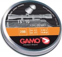 Пули и патроны Gamo Master TS-10 4.5 mm 0.68 g 200 pcs