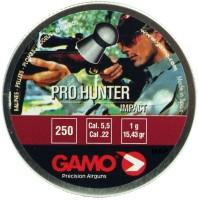 Пули и патроны Gamo Pro Hunter 5.5 mm 1.0 g 250 pcs