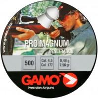 Пули и патроны Gamo Pro Magnum 4.5 mm 0.49 g 500 pcs