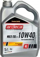 Моторное масло Ardeca Multi-Tec Plus 10W-40 5L