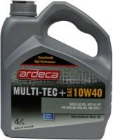 Моторное масло Ardeca Multi-Tec Plus 10W-40 4L