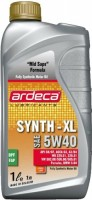 Моторное масло Ardeca Synth XL 5W-40 1L