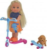 Кукла Simba Scooter Fun 5732295