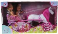 Кукла Simba Romantic Carriage 5736646