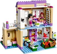 Фото - Конструктор Lego Heartlake Food Market 41108