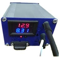 Фото - Пуско-зарядное устройство Leoton BRES CH 120-12 PRO