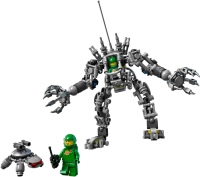 Фото - Конструктор Lego Exo Suit 21109