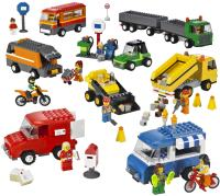 Фото - Конструктор Lego Vehicles Set 9333