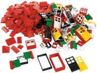 Фото - Конструктор Lego Doors, Windows & Roof Tiles Set 9386