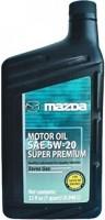 Моторное масло Mazda Super Premium 5W-20 1L
