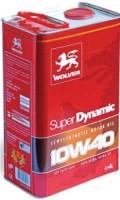 Моторное масло Wolver Super Dynamic 10W-40 4L
