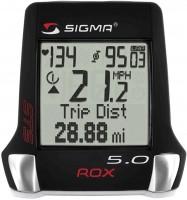 Велокомпьютер / спидометр Sigma Sport Rox 5.0
