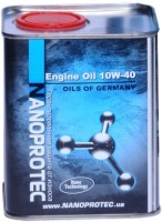 Моторное масло Nanoprotec Engine Oil 10W-40 1L