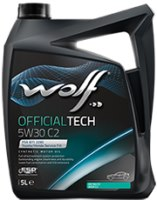 Моторное масло WOLF Officialtech 5W-30 C2 5L