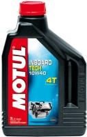 Моторное масло Motul Inboard Tech 4T 10W-40 2L