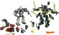 Фото - Конструктор Lego Titan Mech Battle 70737