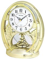 Фото - Настольные часы Rhythm 4SG768WR18