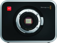 Фото - Видеокамера Blackmagic Cinema Camera EF