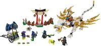 Фото - Конструктор Lego Master Wu Dragon 70734