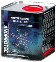 Охлаждающая жидкость Nanoprotec Antifreeze Blue-80 1L